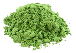 green drink powder