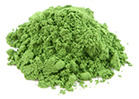 Pile of Greens Powder